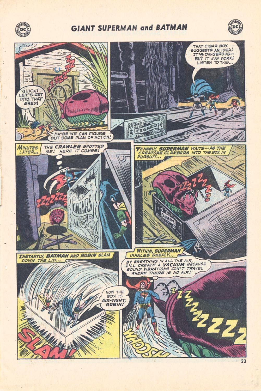 Read online World's Finest Comics comic -  Issue #161 - 24