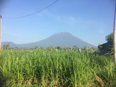Status Gunung Agung Hari Ini