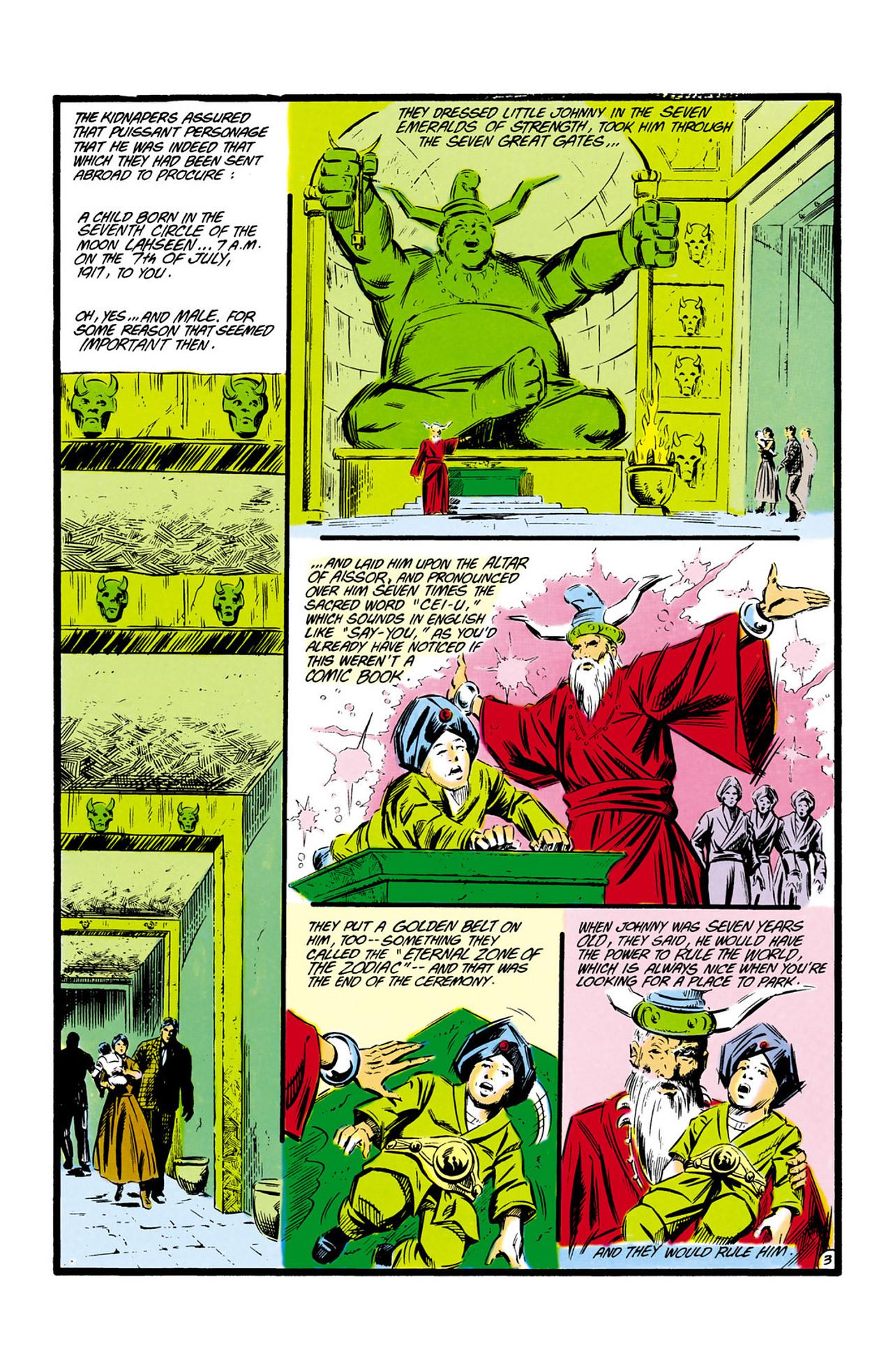 Read online Secret Origins (1986) comic -  Issue #13 - 33