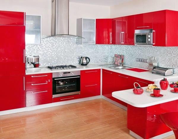 Dapur Minimalis Mewah