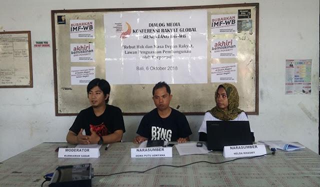 65 Tahun IMF Rugikan Indonesia, Helda: Seharusnya Masuk List Teroris