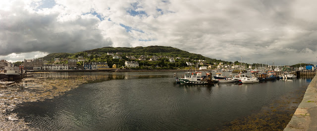 Photo of Tarbert Harbour in Argyll