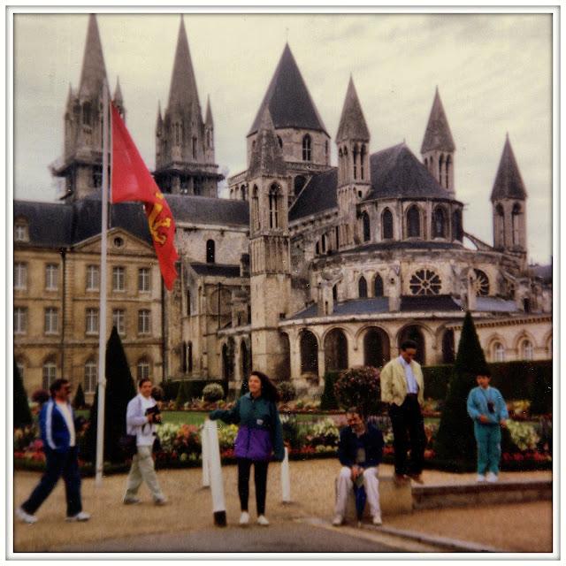 1992, Caen