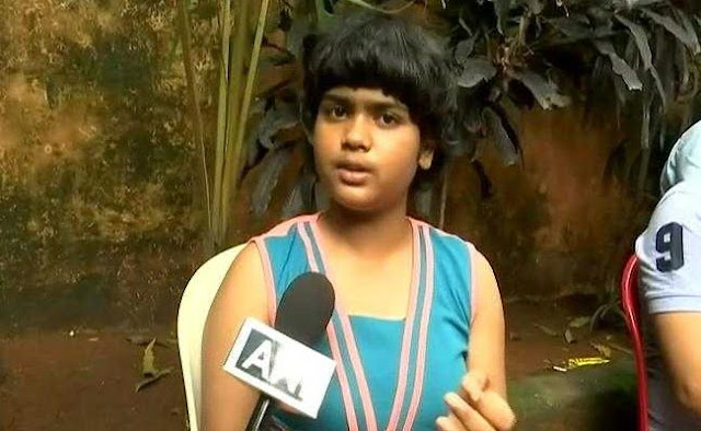 स्कूल में सिखाए गये सेफ्टी टिप्स से इस बच्ची ने बचाई लोगों की जान