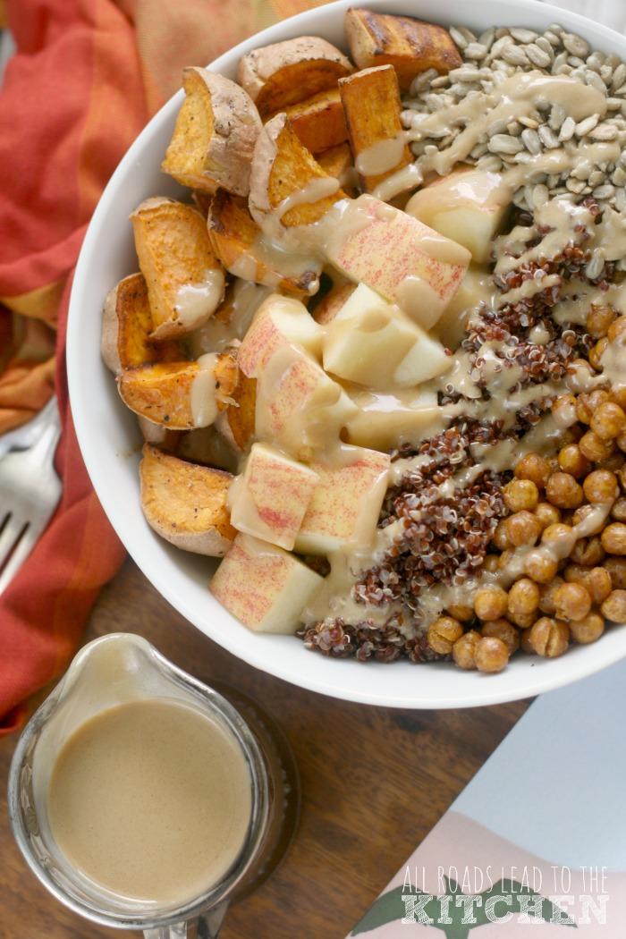 Craving Fall Buddha Bowls