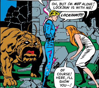 1st Crystal and Lockjaw