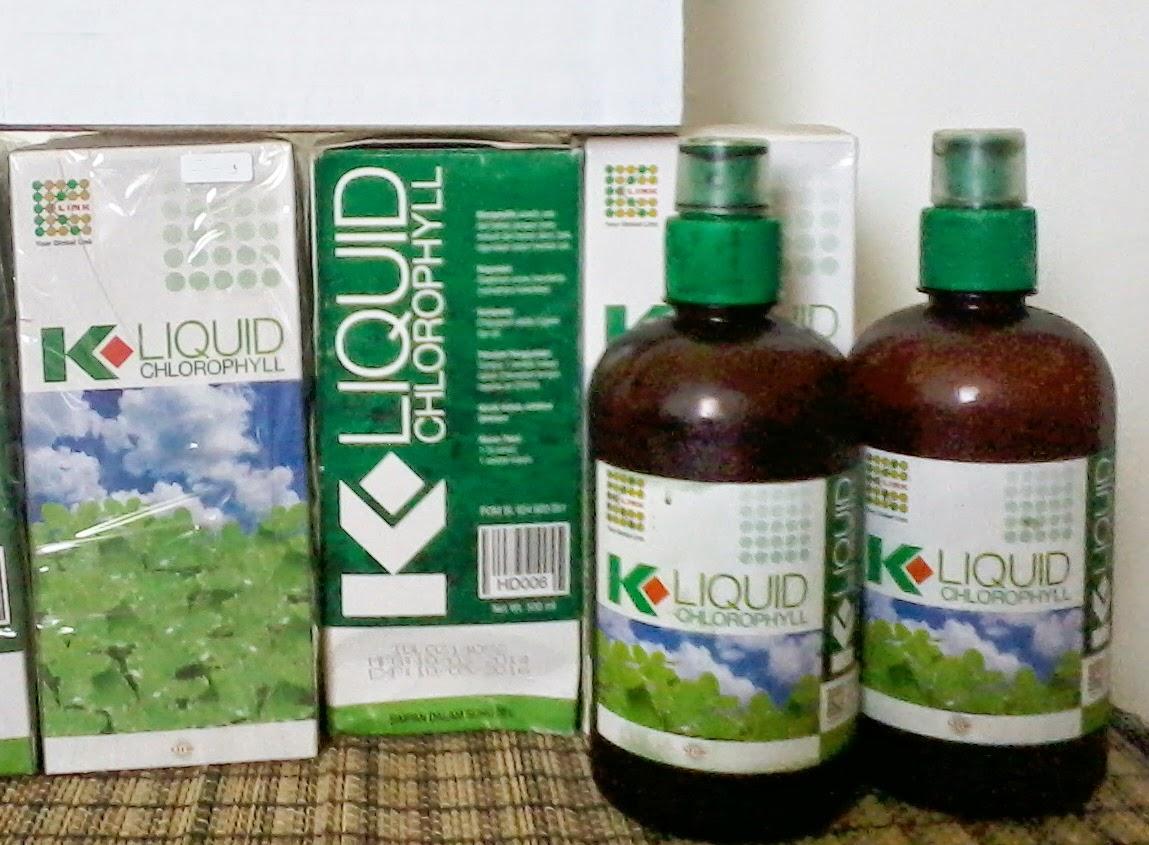 K-Link Liquid Chlorophyll Bpom