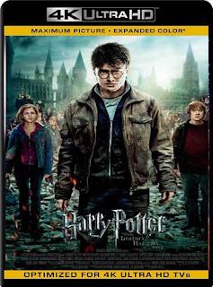 Harry Potter y las reliquias de la muerte Parte 2 (2011) Latino 4K UltraHD [GoogleDrive]