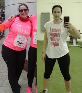 antes y despues perdida de peso adelgaza sin dieta