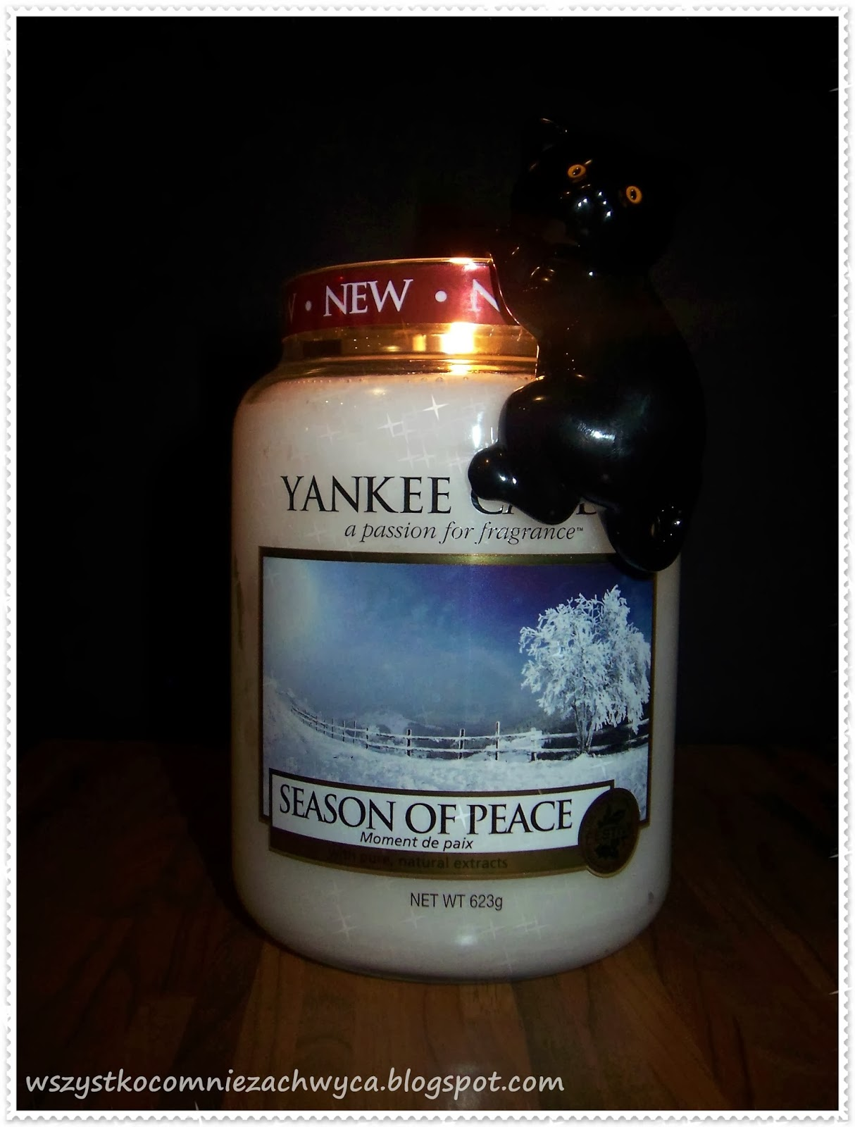 Yankee Candle, Q4 2013, Season of peace