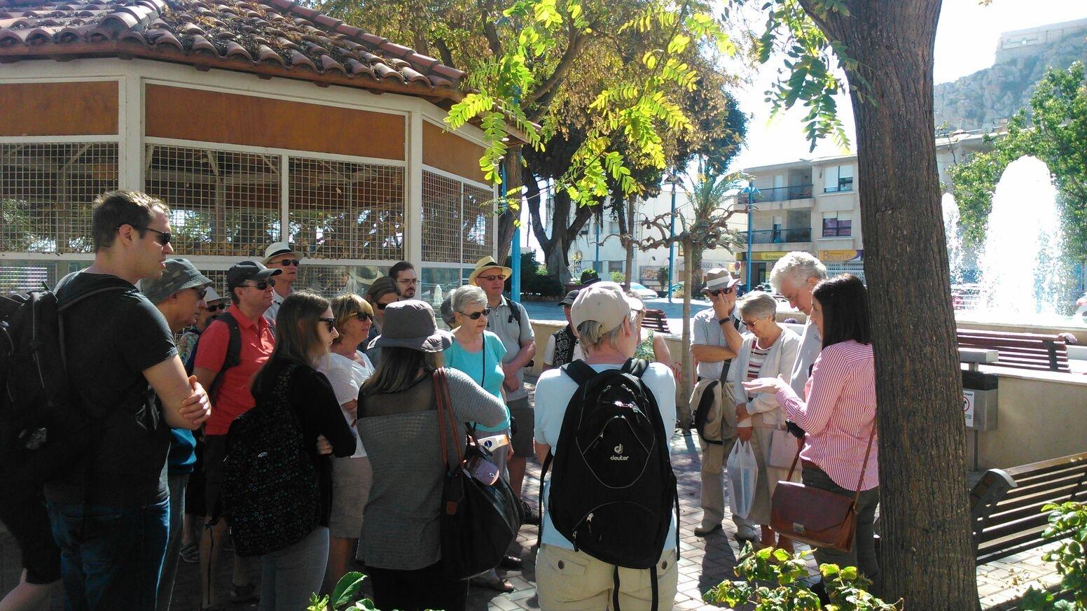 Guilas radio 91 4 fm la oficina de turismo de guilas for Oficina turismo aguilas