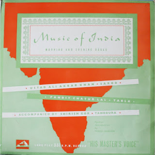 Ustad Ali Akbar Khan, Pandit Chatur Lal, Music of India: Morning and Evening Ragas
