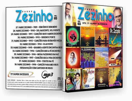 MP3 – Padre Zezinho – Discografia – Vol.3