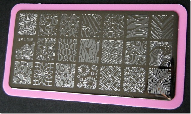 BornPretty BP-L005 stamping plate in store