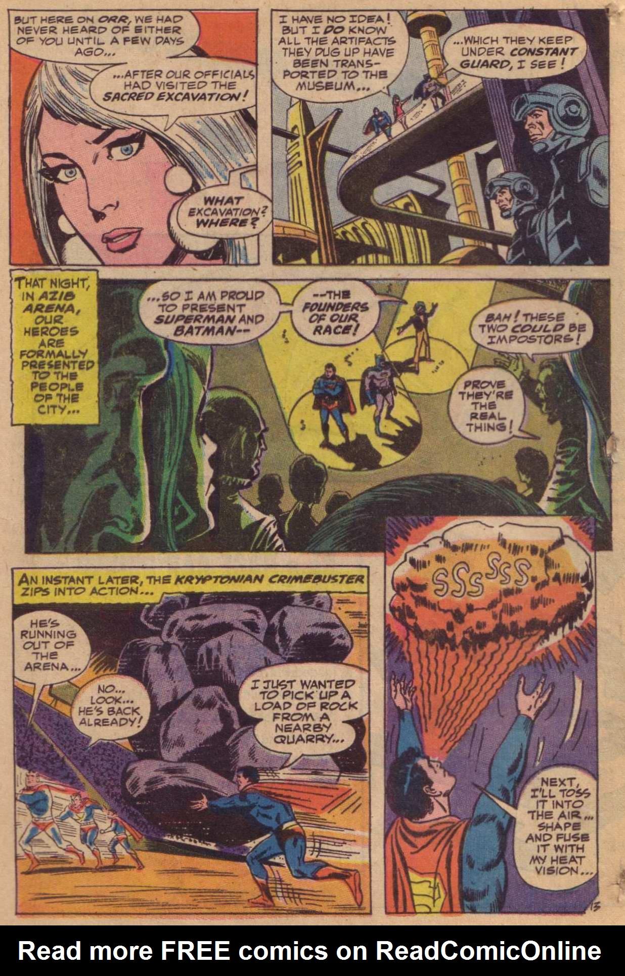 Read online World's Finest Comics comic -  Issue #181 - 15
