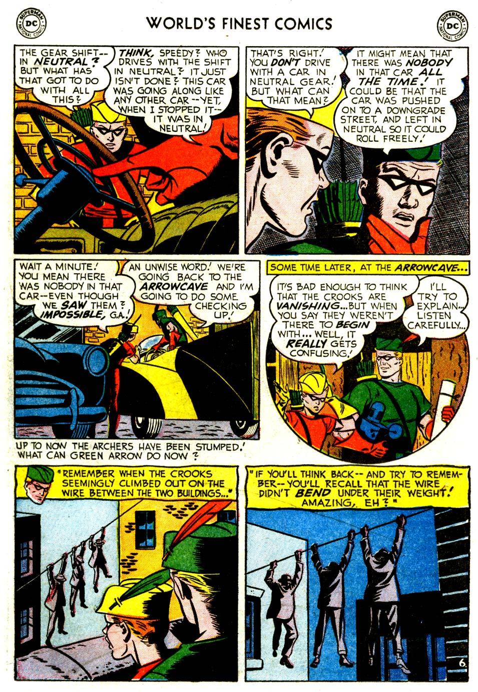 Read online World's Finest Comics comic -  Issue #68 - 32
