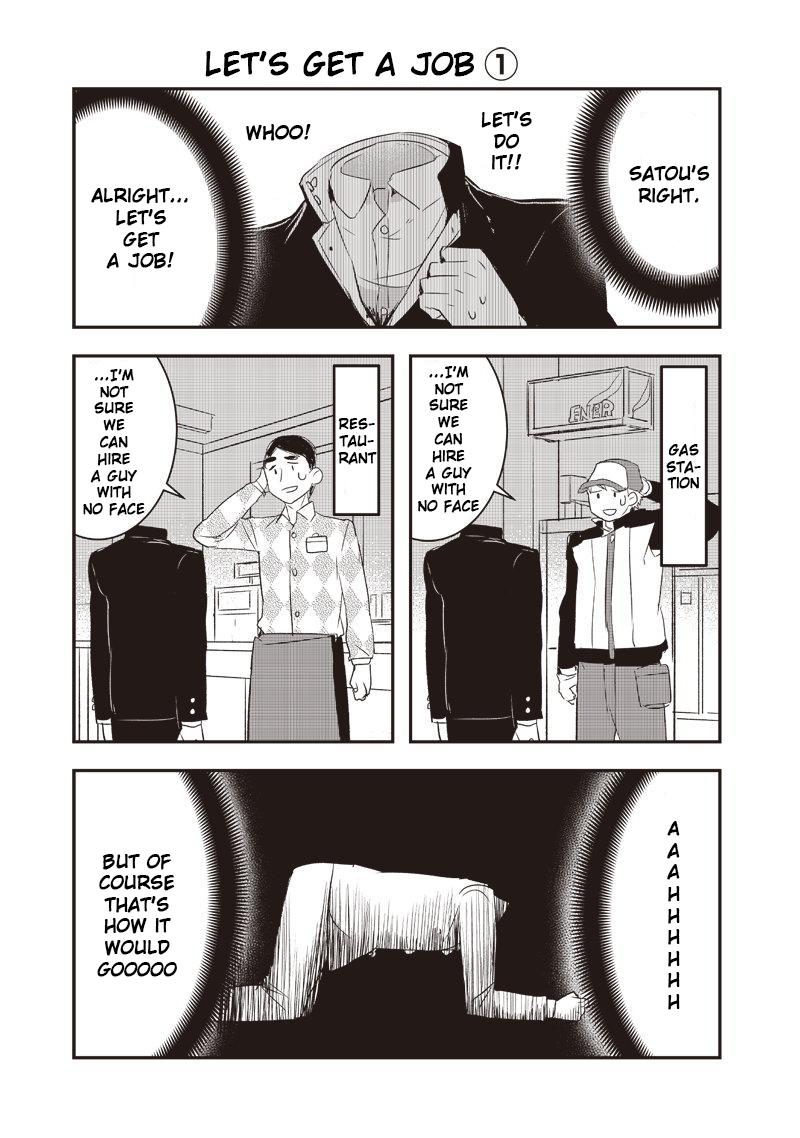 Kanojo ni Awaseru Kao ga Nai - Chapter 8