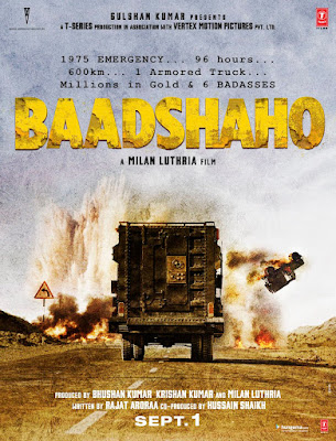 Baadshaho Movie Ajay Devgan Emraan Hashmi First Look