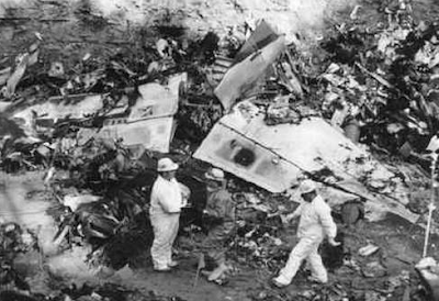 USA Air Flight 427 Air Crash
