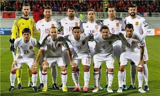 نتيجة مباراة أسبانيا وإنجلترا اليوم السبت 8-9-2018 ضمن مباريات دوري الأمم الأوروبية