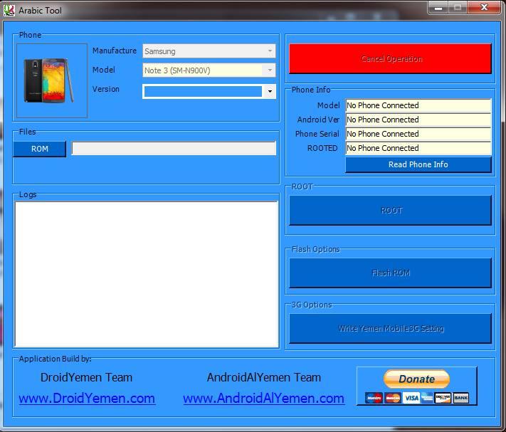 GsmTechnologyBD: OB6 & OF1 N900V Note 3 Verizon Oneclick SuperSU Root