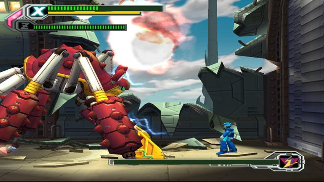 Download Mega Man X8 PC Games Gameplay