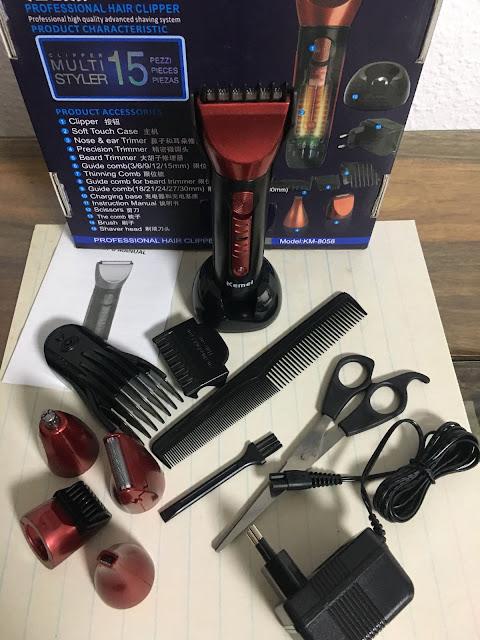 Hair clipper, afeitadora, máquina de cortar el pelo, máquina de afeitar, afeitadora eléctrica,