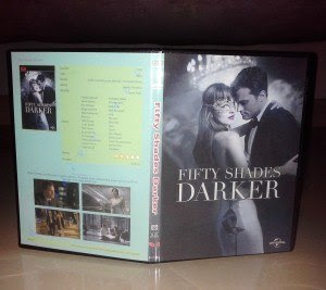 DVD Film Fifty Shades Darker Tanpa Sensor