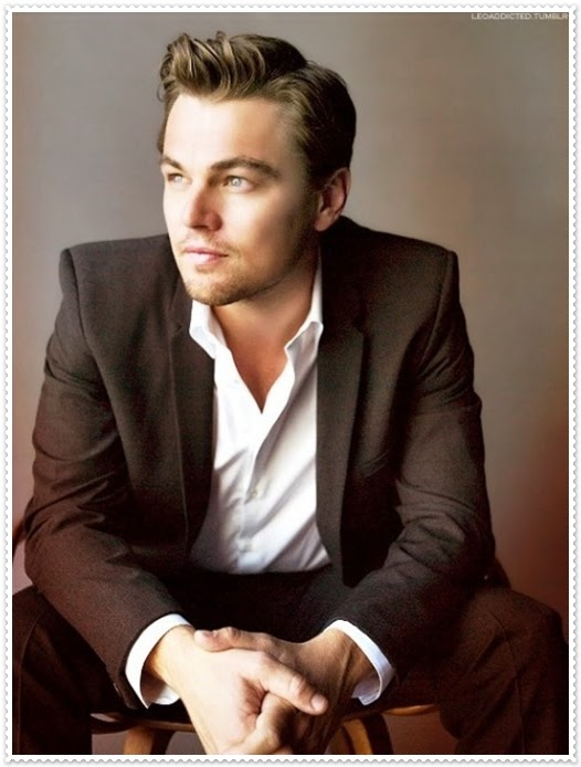 Mode Germany Leonardo DiCaprio Frisuren