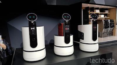 LG aposta em inteligência artificial ThinQ e casa conectada na CES 2018