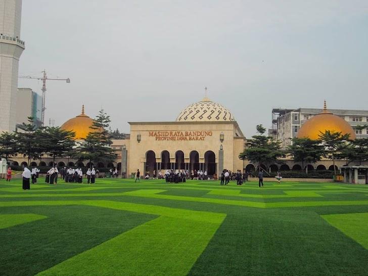 5 Tempat Wisata Terunik Di Bandung yang Instagramable, Mampir Yuk!