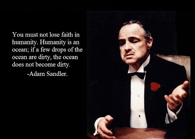 god father mafia quote
