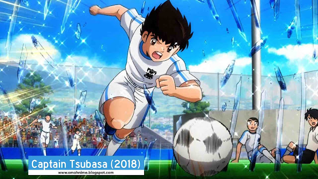 Captain Tsubasa 2018 Batch Subtitle Indonesia