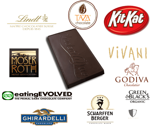 Top 10 Brands: Top 10 Best Dark Chocolate Brands in World