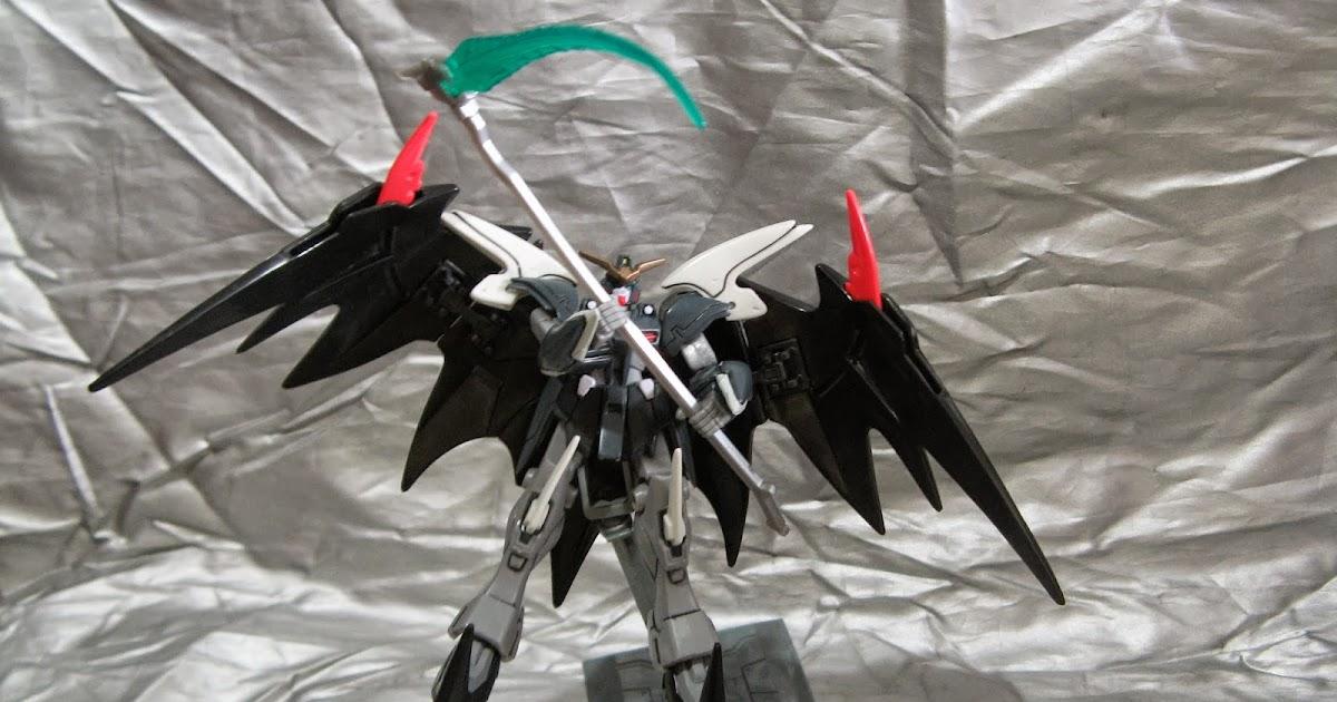 M.I.A(Moblie suit In Action): GUNDAM W Endless Waltz Gundam Deathscythe Hell新機動戰記無盡的華爾茲高達地獄死神