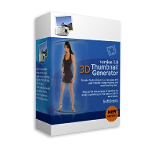3D Thumbnail Generator Serial Key 2015 [ Latest ]