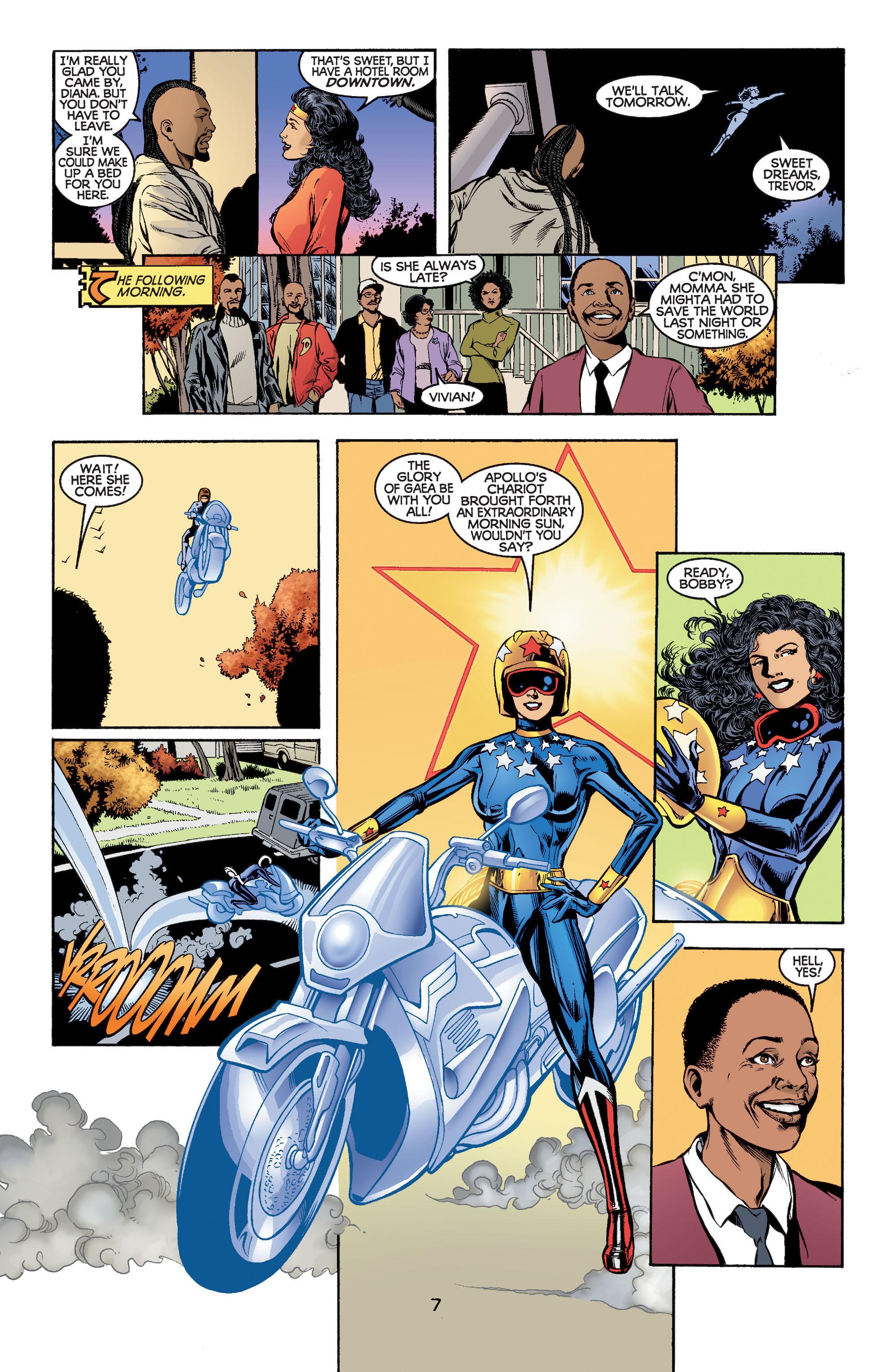 Read online Wonder Woman (1987) comic -  Issue #188 - 8
