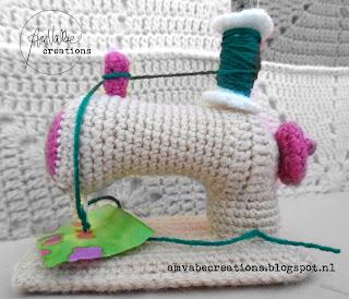 Crochet Sewing Machine