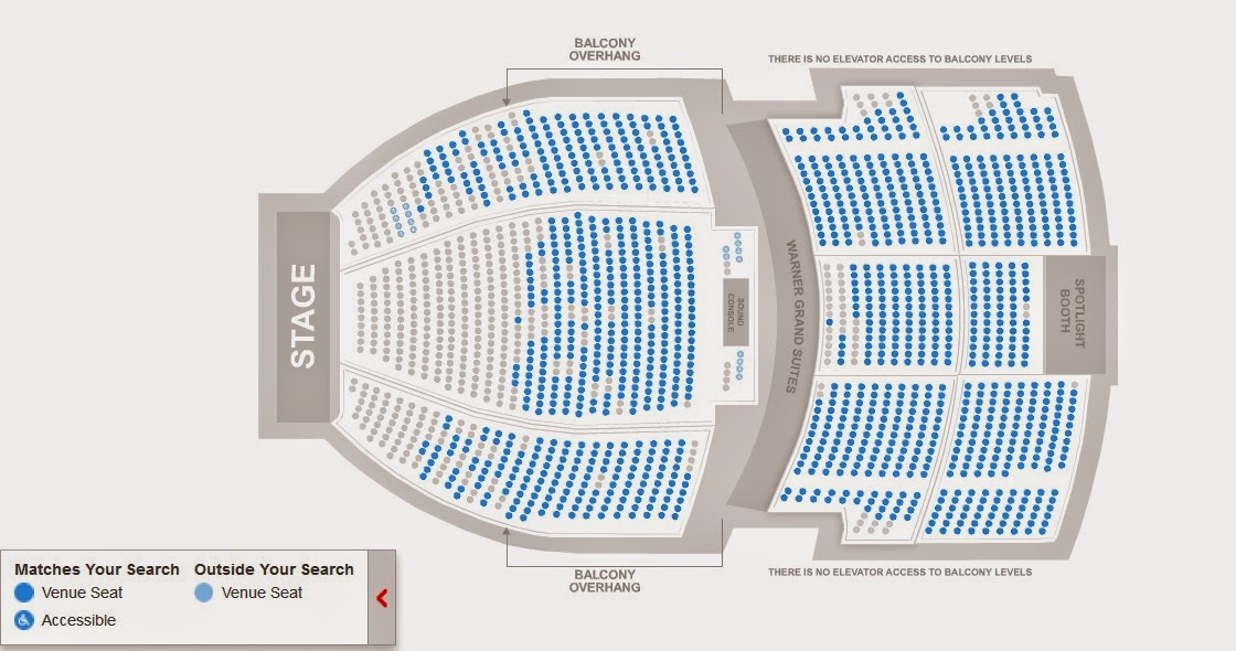 Warner theatre seating chart heart impulsar co
