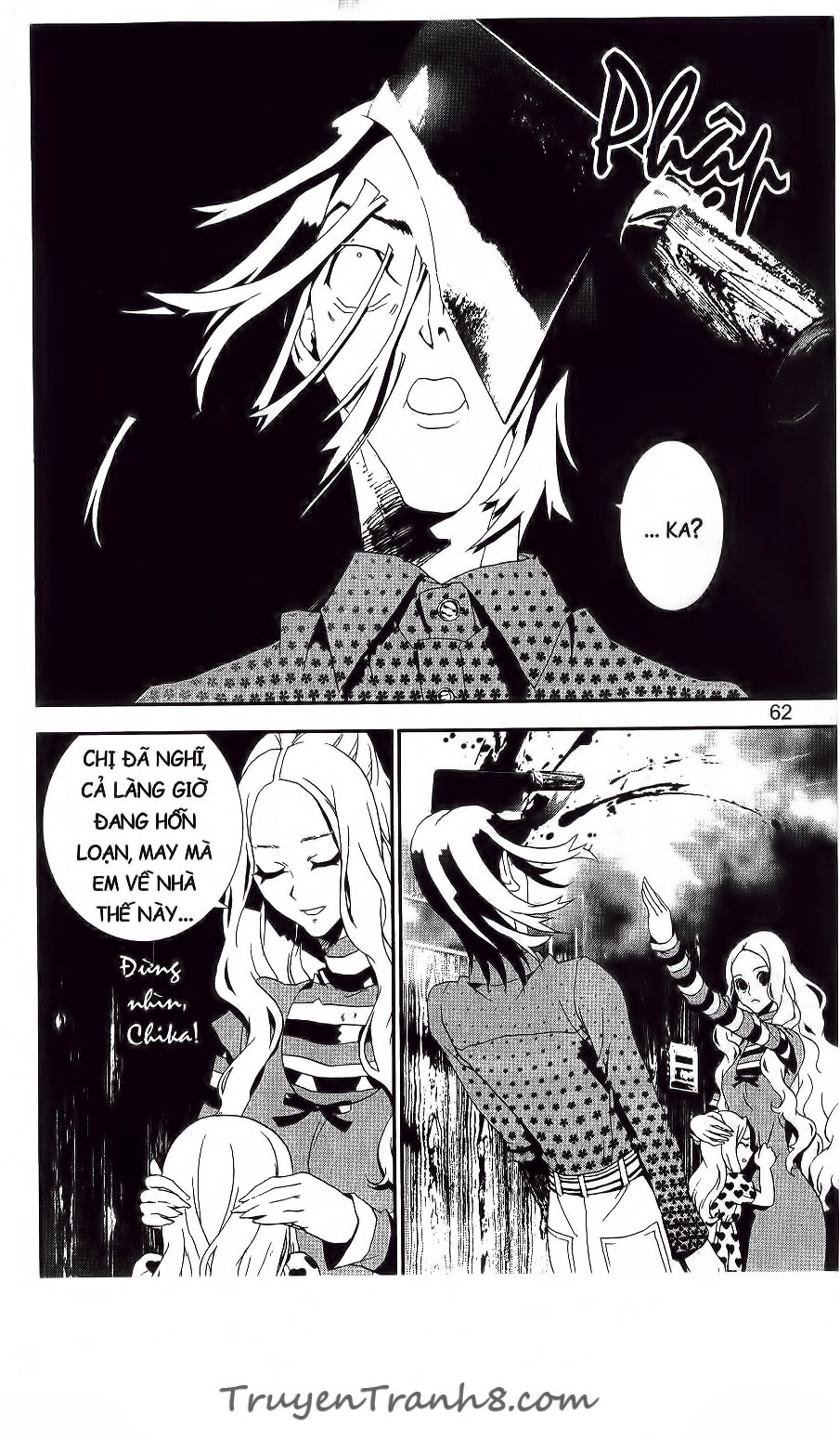 Shiki chapter 40 trang 13