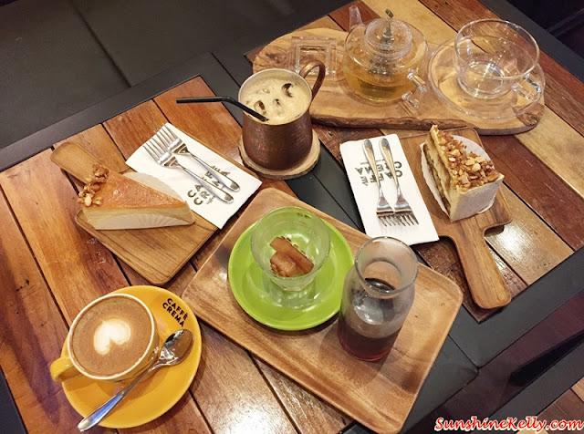 Caffe Crema, Plaza Mont Kiara