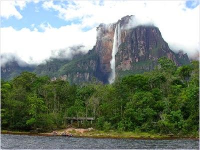 น้ำตกเอนเจล (Angel Falls)