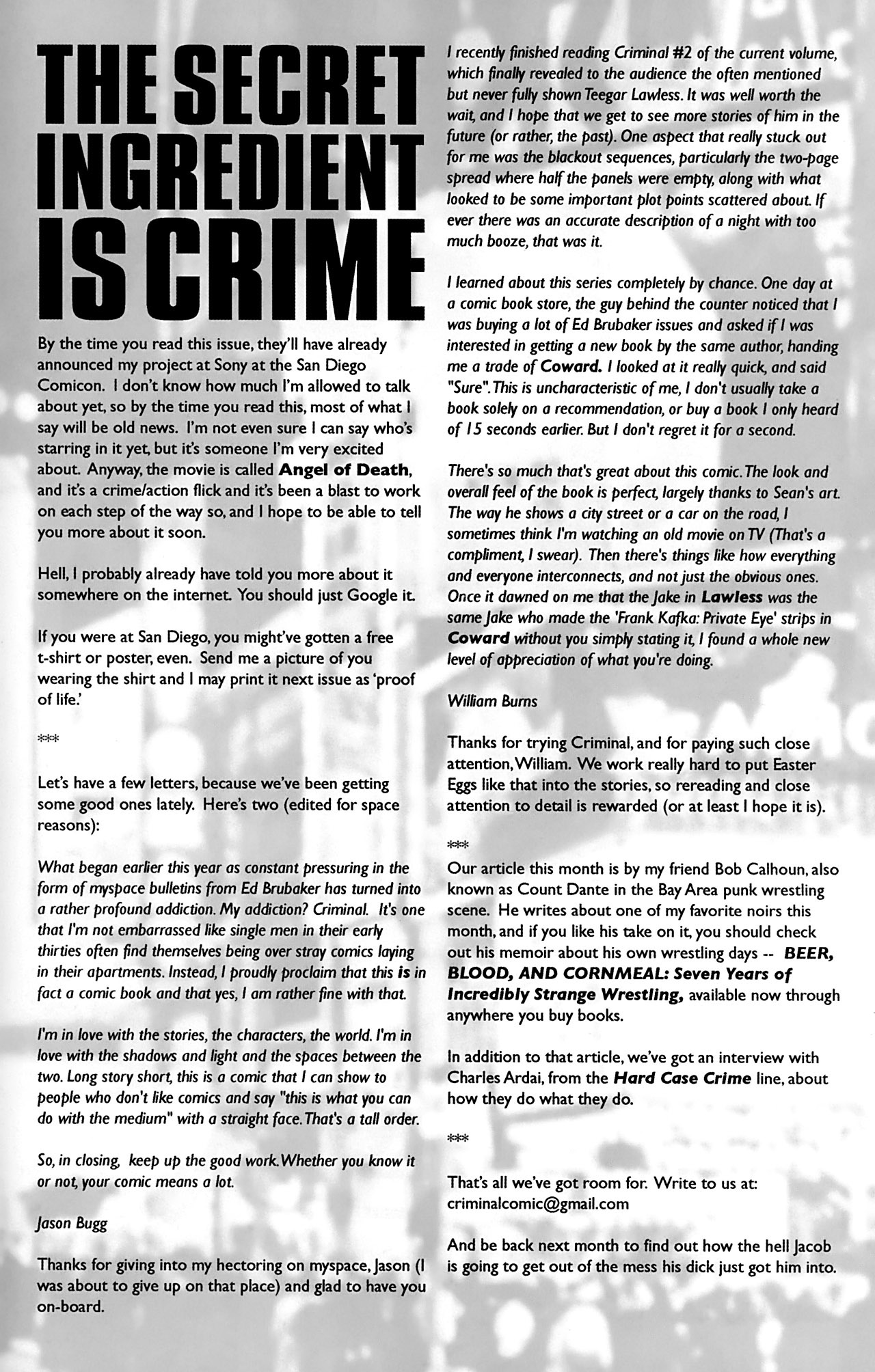 Read online Criminal (2008) comic -  Issue #4 - 29