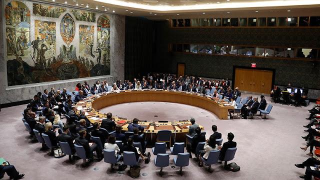 Rusia veta el proyecto de resolución sobre ataques químicos en Siria presentado por EE.UU.