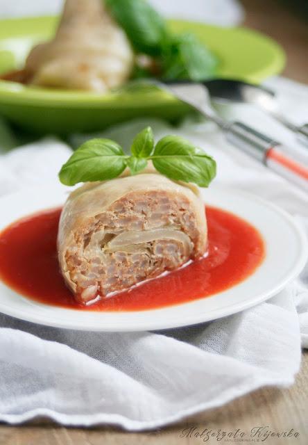 paella, mielone mięso, obiad, daylicooking, jak zrobić gołąbki