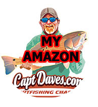 "Capt Dave's ""Tools of the Trade"" on Amazon"