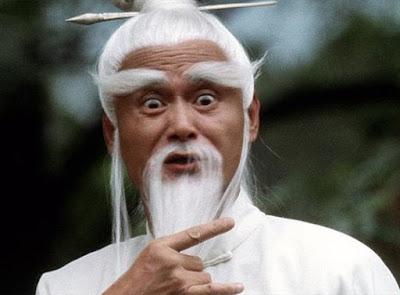asian elder