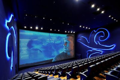 Chuẩn bị đón chào rạp chiếu phim IMAX tới Việt Nam