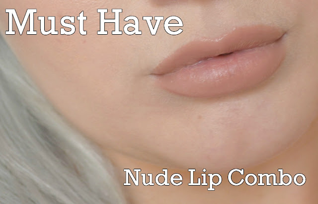 Must Have - Nude lip - Liquid lipstick - nude - lip combo - Anastasia Beverly Hills - Pure hollywood - swatches - review - Rimmel - cappuccino - Lip liner - make up