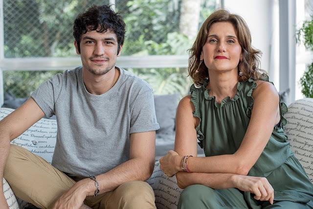 """Gabriel Leone é o entrevistado deste sábado no """"Cinejornal"""" do Canal Brasil"""